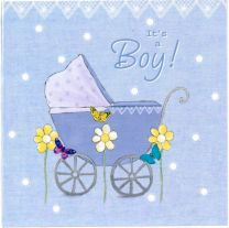Birth Congratulation Card TE41049B