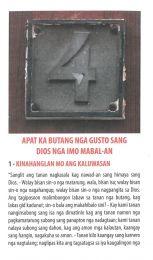 Various Tracts (Ilonggo)