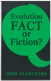 Evolution : Fact or Fiction?