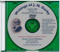 CD Writing of J.N. Darby