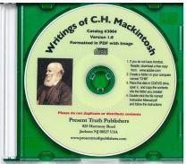 CD Writing of C.H. Mackintosh