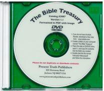 CD The Bible Treasury