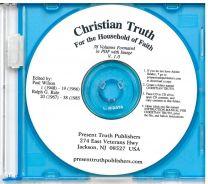 CD Christian Truth For the Household of Faith