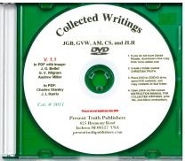 CD Collected Writings