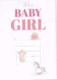 Birth Congratulation Card 9557