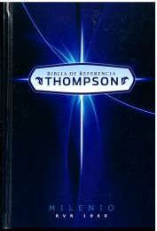 Thompson Study Bible RVR 1960