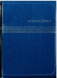 French Bible SB1062