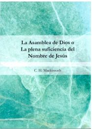 The Assembly of God - La Asamblea de Dios