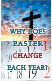 Why does Easter change each year
