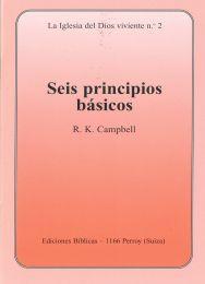6 Basic Principles