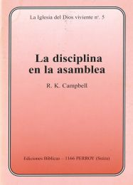 Discipline In The Assembly
