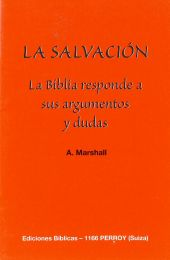 Salvation : The Bible Answers
