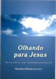 Looking Unto Jesus - Portuguese
