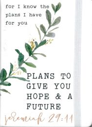 Notebook - Plans to give you